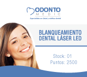 Blanqueamiento Dental Láser LED